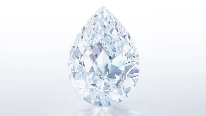 Over 101 Carat Diamond Sold for $12.2M in Crypto in Hong Kong