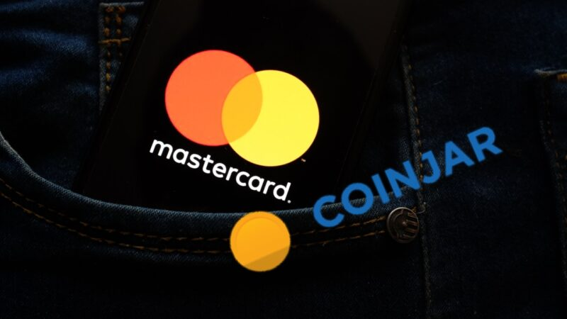 First Crypto MasterCard CoinJar Card Launches in Australia